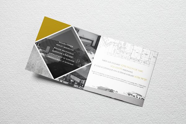Orizuru créations | Christelle Pagano Architecte - Dépliant