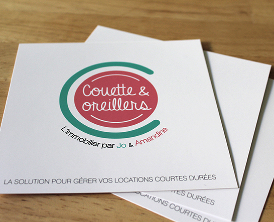 Couette & oreillers - Flyer