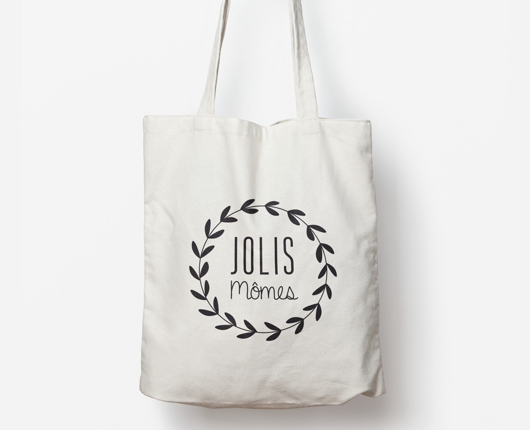 Orizuru | Graphiste webdesigner | Jolis Mômes - Tote bag