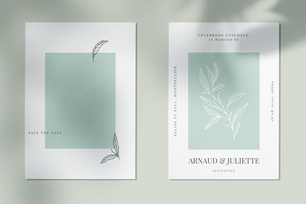 Orizuru créations | Faire-part mariage