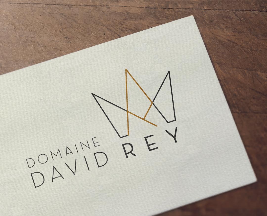 Orizuru créations | Domaine David Rey - Logo