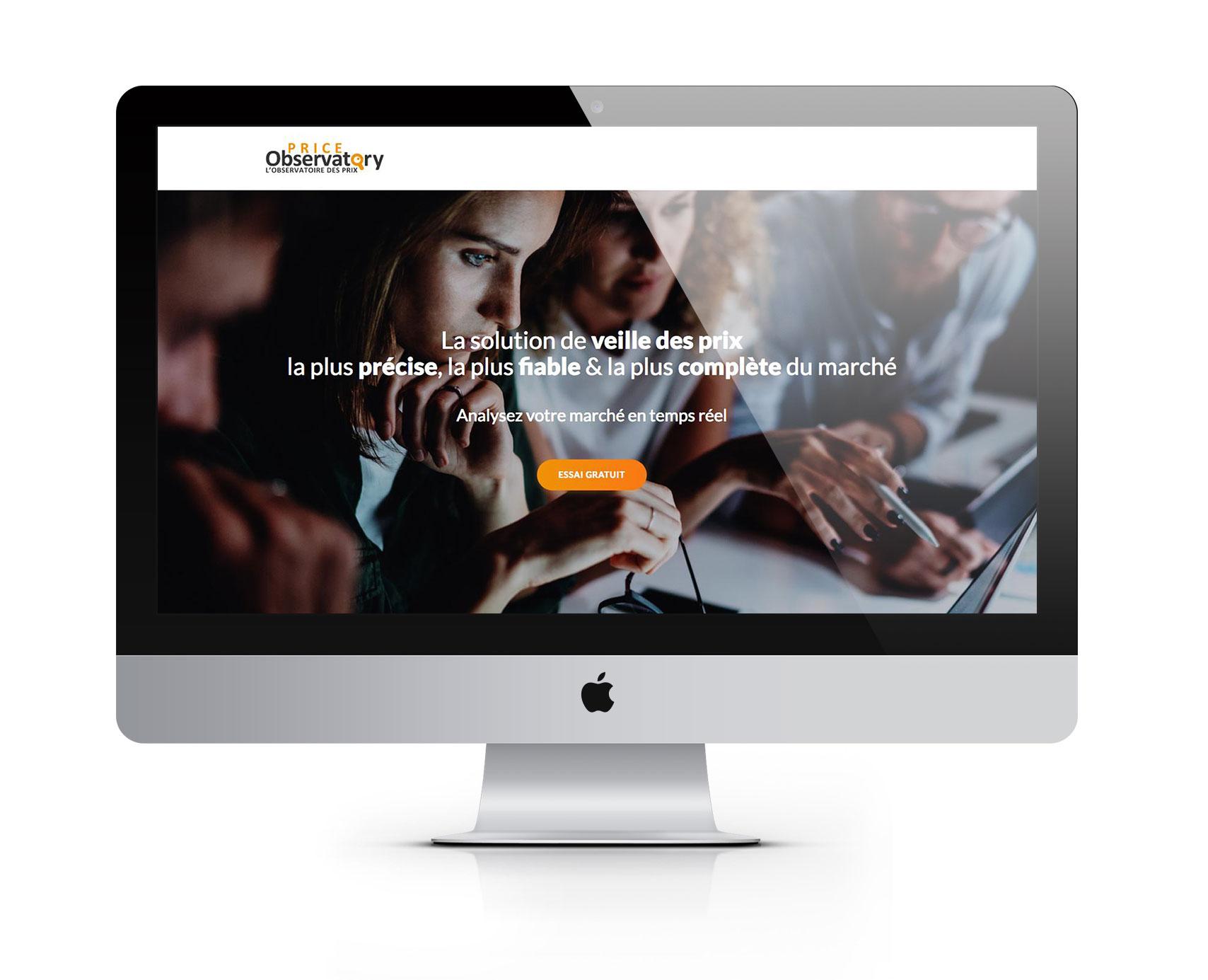 Orizuru | Graphiste webdesigner | Price observatory