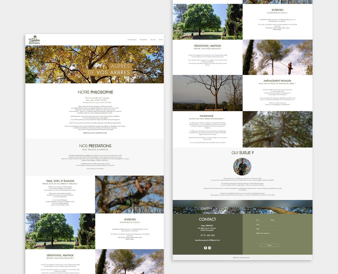 Orizuru créations | Les jardins suspendus