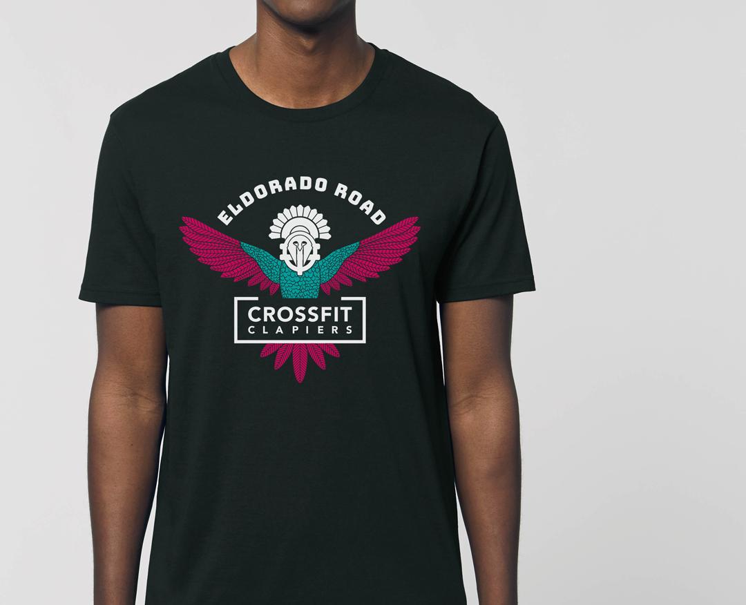 Orizuru créations   CrossFit Clapiers - Textile