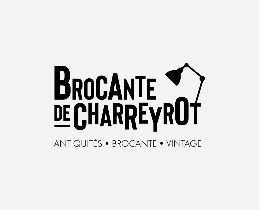 Orizuru créations | BROCANTE DE CHARREYROT ~ Logotype